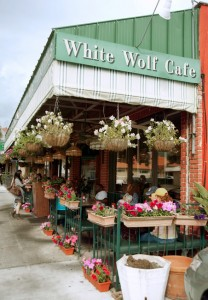White Wolf Cafe in Orlando
