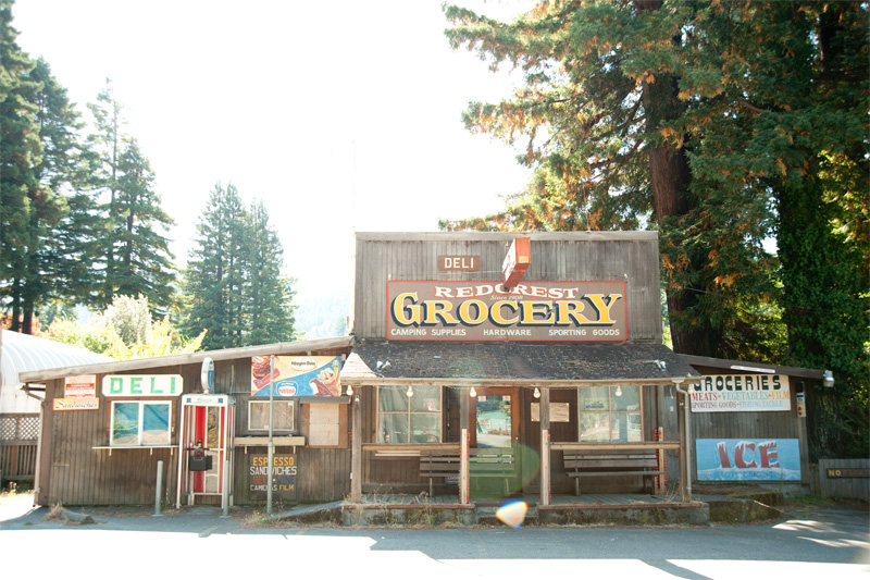 Northern california travel tips avenue of the giants for Small towns in northern california