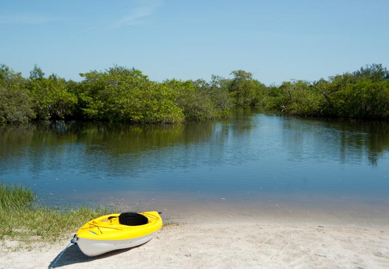 Robinson Preserve Canoeing