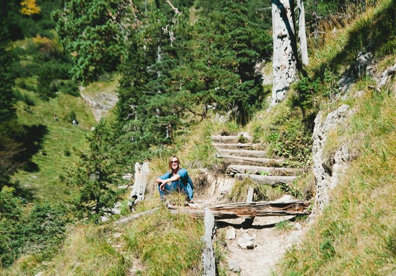 Walchensee Herzogstand Hike