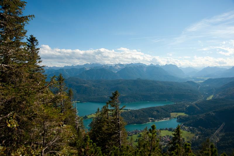 Walchensee Hikes