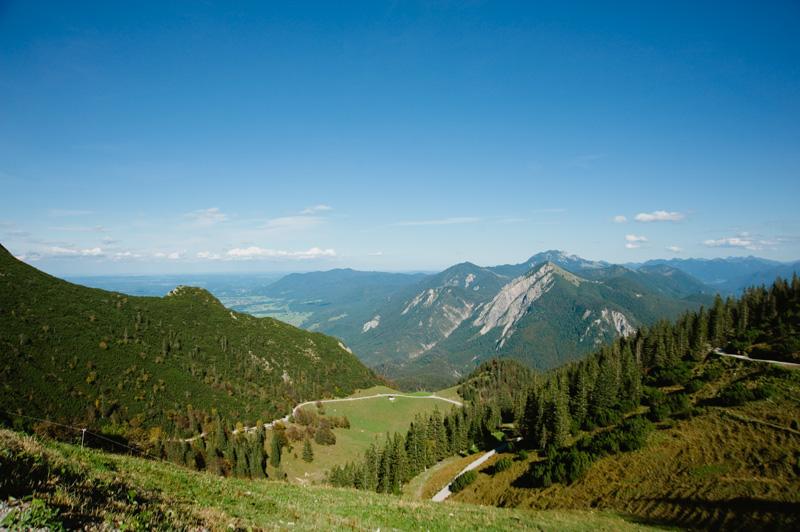 Walchensee Mountains