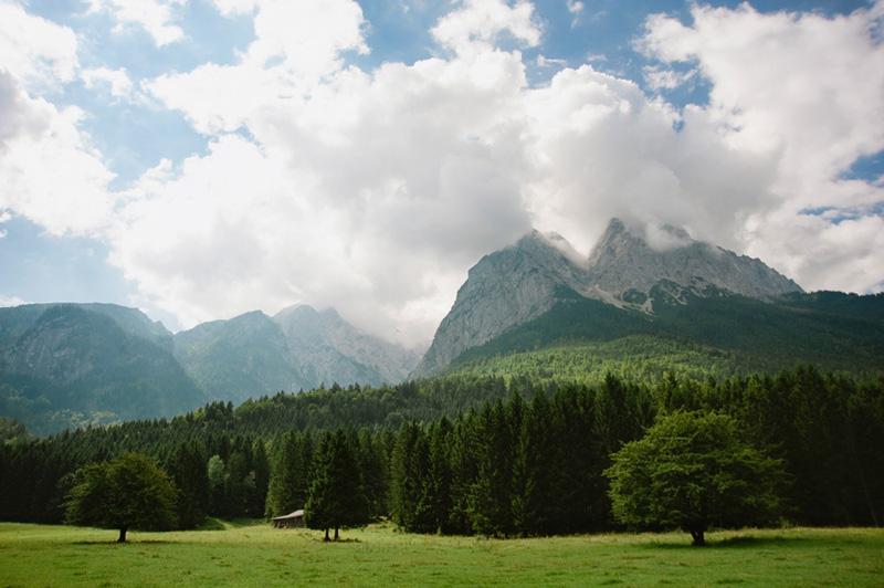 Hoellentalklamm Garmisch
