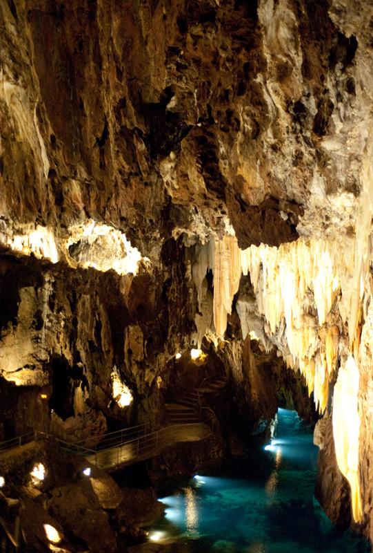 Alajar Aracena Caves