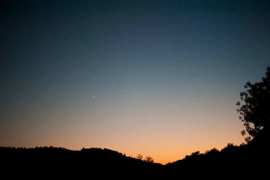Alajar Sunset