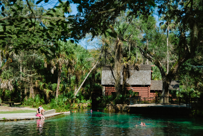 Camping At Juniper Springs In Ocala National Forest